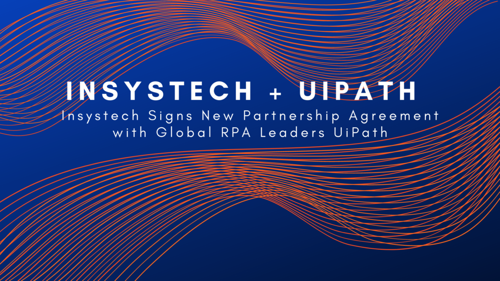 Insystech Signs As UiPath Partner post thumbnail image