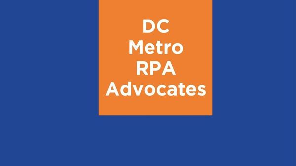 Join our Meetup Group, DC Metro RPA Advocates! post thumbnail image
